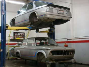 Autoworks BMW classic car sales and parts for sale